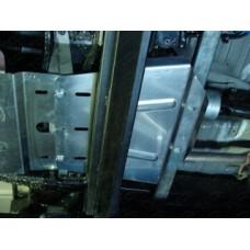 Защита раздатки (алюминий 4мм) код ZKTCC00049
