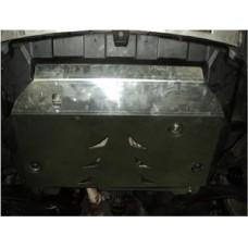 Защита картера двигателя и кпп Chevrolet Captiva (Шевроле Каптива) V-все (2006-11) / Opel Antara