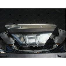 Защита КПП (алюминий) 4 мм код ZKTCC00073