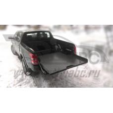Платформа грузовая выкатная Mitsubishi L200 (2015-)/Fiat Fullback (2016-) (двойная кабина, короткий