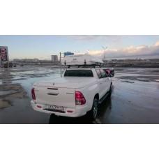 Крышка кузова для Toyota Hilux (двойная кабина) (08.2015-) (черная)