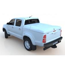 Крышка кузова для Toyota Hilux 2012-08.2015 (белая)