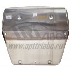 Защита картера двигателя и кпп VW MultivanT5/CaravelleT5/TransporterT5,V-все(09-15)/MultivanT6/Carav