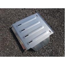 Защита радиатора(алюминий) 4мм код ZKTCC00197