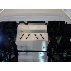 Защита радиатора (алюминий) 4 мм код ZKTCC00156