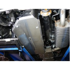 Защита бака (алюминий) 4 мм код ZKTCC00110