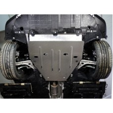 Защита картера (алюминий) 4 мм код ZKTCC00216