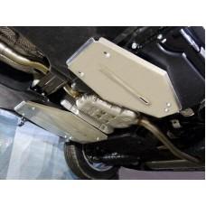 Защита бака (алюминий) 4мм код ZKTCC00308