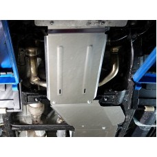 Защита КПП (алюминий) 4мм код ZKTCC00194