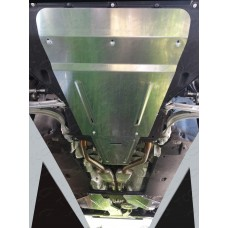 Защита КПП (алюминий) 4мм код ZKTCC00146