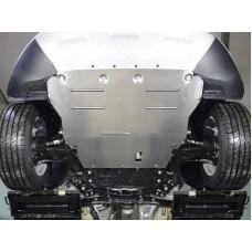 Защита картера (алюминий) 4 мм код ZKTCC00217