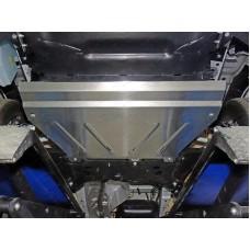 Защита картера (алюминий) 4мм код ZKTCC00209