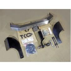 Фаркоп (оцинкованный, надпись Honda, шар E нерж) код TCU00116N