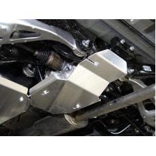 Защита дифференциала (алюминий) 4 мм код ZKTCC00343