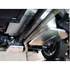 Защита бака (алюминий) 4 мм код ZKTCC00169