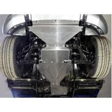 Защита радиатора (алюминий) 4 мм код ZKTCC00300