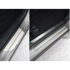 Накладки на пороги (лист шлифованный) 1мм код LEXNX20015T-25