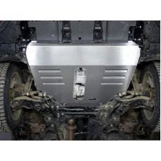 Защита картера (алюминий) 4 мм код ZKTCC00092
