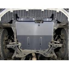 Защита картера (алюминий) 4 мм код ZKTCC00326