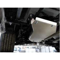 Защита правого бака (алюминий) 4мм код ZKTCC00128
