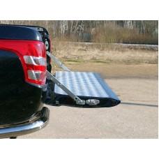 Защитный алюминиевый вкладыш в кузов автомобиля (борт) код MITL20015-23
