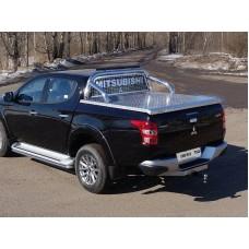 Защита кузова и заднего стекла 76,1 мм (для крышки) со светодиодной фарой код MITL20015-35