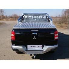 Защита кузова и заднего стекла 76,1 мм (для крышки) код MITL20015-33