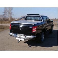 Защита кузова 75х42 мм со светодиодной фарой (для крышки) код MITL20015-54