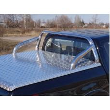 Защита кузова 75х42 мм (для крышки) код MITL20015-51