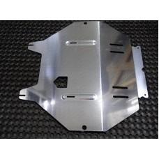 Защита картера (алюминий) 4мм код ZKTCC00065 (двиг. 2.0, 2.4 L)