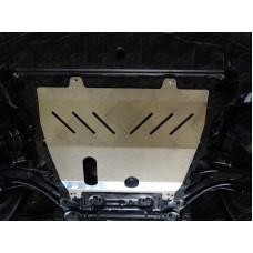 Защита картера (алюминий) 4 мм код ZKTCC00111