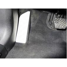 Накладка площадки левой ноги (лист алюминий 4мм) код RENKOL17-34