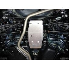 Защита дифференциала (алюминий) 4 мм код ZKTCC00022