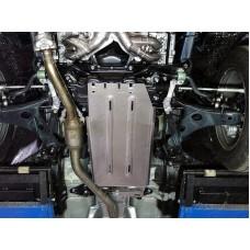 Защита КПП (алюминий) 4мм код ZKTCC00021