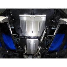 Защита КПП (алюминий) 4 мм код ZKTCC00319