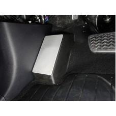 Накладка площадки левой ноги (лист алюминий 4мм) код TOYLC15017-20