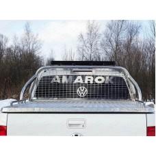Защита кузова и заднего стекла со светодиодной фарой 75х42 мм (на крышку) код VWAMAR17-20