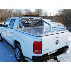 Защита кузова и заднего стекла со светодиодной фарой 76,1 мм (на крышку) код VWAMAR17-12