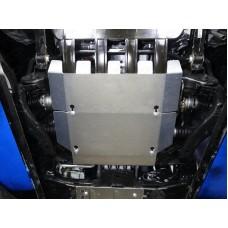 Защита картера (алюминий) 4 мм код ZKTCC00212