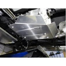 Защита раздаточной коробки (алюминий) 4 мм код ZKTCC00210