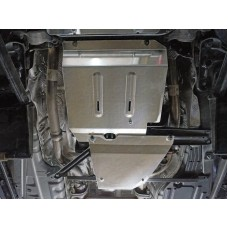 Защита раздаточной коробки (алюминий) 4 мм код ZKTCC00354