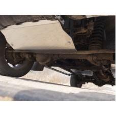 Защита рулевых тяг (алюминий) 4мм код ZKTCC00120