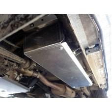 Защита бака (алюминий) 4мм код ZKTCC00121