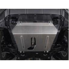 Защита картера и КПП (алюминий) 4 мм код ZKTCC00381